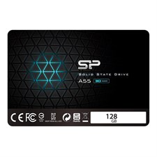 "SP Silicon Power Ace A55 SSD 128GB 2.5"" SATA III"