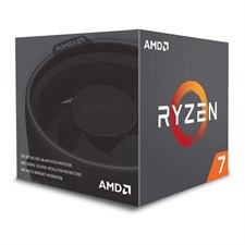 AMD Ryzen 7 2700 Processor With Wraith Spire LED Cooler (Unlocked)