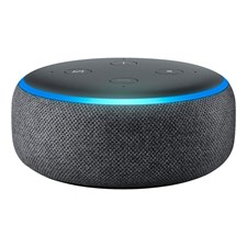 Amazon Echo Dot (3rd Generation, Charcoal) Smart speaker with Alexa