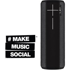 Ultimate Ears BOOM 2 Phantom Wireless Mobile Bluetooth Speaker (984-000575)