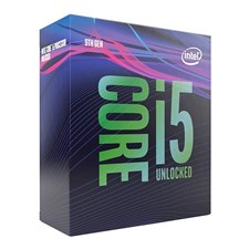 Intel Core i5-9600K Coffee Lake Desktop Processor, 9th Gen, Turbo Unlocked
