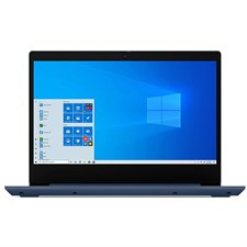 "Lenovo IdeaPad 3 14ADA05 Laptop - AMD Ryzen 5 3500U, 8GB, 256GB SSD, AMD Radeon Vega 8 Graphics, 14"" FHD, Windows 10, Abyss Blue, 81W0003QUS"