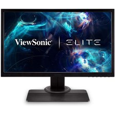 "ViewSonic XG240R 24"" Display, FHD, RGB Lighting Technology, 144Hz, FreeSync Eye Care Advanced Ergonomics for Esports"