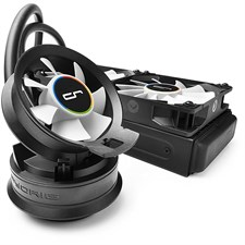 CRYORIG A40 Hybrid Liquid Cooler - CPU Cooler - 240mm Radiator