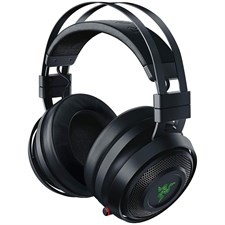 Razer Nari Wired/Wireless Gaming Headset - Black - RZ04-02680100-R3M1 - For PC, PS4, Switch, And Mobile Devices