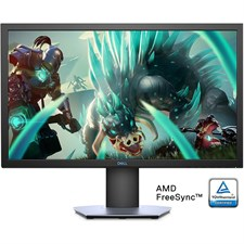 "Dell S2419HGF 24"" Gaming Monitor LED (Recon Blue) 1ms FHD 144Hz AMD FreeSync"