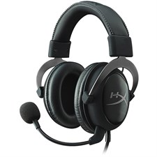 HyperX Cloud II Gaming Headset - 7.1 Surround Sound - Gun Metal (KHX-HSCP-GM)