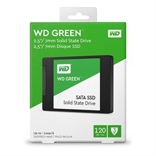 Western Digital (WD) Green 120GB PC Solid State Drive (SSD) - WDS120G2G0A