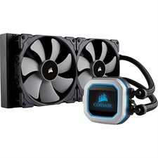 Corsair Hydro Series™ H115i PRO RGB 280mm Liquid CPU Cooler (CW-9060032-WW)