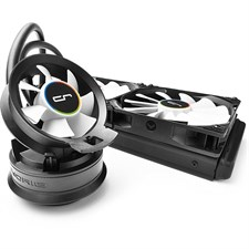 CRYORIG A80 Hybrid Liquid Cooler - CPU Cooler - 280mm Radiator