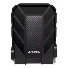 ADATA 1TB HD710 Waterproof / Dustproof / Shock-Resistant External Hard Drive, AHD710-1TU3-CBK, Black