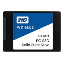 WD 1TB Blue PC SSD, 2.5 Inch Solid State Drive, WDS100T1B0A