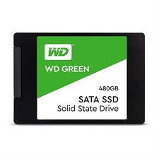 "WD Green PC SSD 480GB 2.5"" SATA WDS480G2G0A"