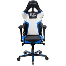 DXRacer Racing Series PRO Gaming Chair ZERO | Office Chair  (Black | Blue | White) GC-R118-NBW-V2-57 (Free Next-Day Delivery for Karachi Only)