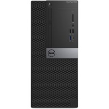 Dell OptiPlex 7050 Minitower (MT) Desktop - 7th Gen Ci5 7500 4GB 1TB (1-Year Warranty)