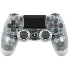 Sony DualShock PlayStation 4 Wireless Controller Transparent