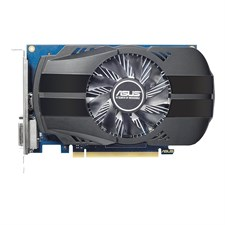 Asus PH-GT1030-O2G GeForce GT 1030 Phoenix Fan OC Edition Video Graphics Card
