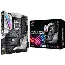Asus ROG STRIX Z370-E GAMING Intel Z370 ATX Gaming Motherboard