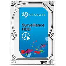 Seagate Surveillance HDD ST6000VX0023 6TB 128MB Cache SATA 6.0Gb/s Internal Hard Drive