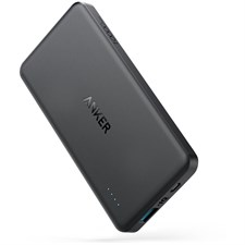 Anker PowerCore II Slim 10000mAh Power Bank Black A1261H11
