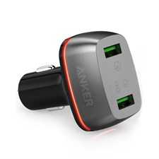 Anker PowerDrive+ 2 Quick Charge 3.0 USB Car Charger, A2224H12