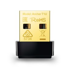TP-Link Archer T1U AC450 Wireless Nano USB Adapter