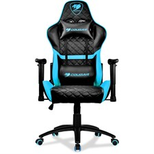 Cougar ARMOR ONE Sky Blue Gaming Chair (Free Next-Day Delivery for Karachi Only)
