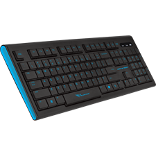 Alcatroz Xplorer Air 2200 SL Wireless Keyboard and Mouse Combo