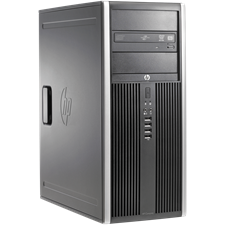 HP Compaq 8200 Elite Convertible Minitower PC CMT (Used)