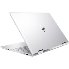 "HP Envy x360 15 - BP100 Laptop, 8th Gen Ci7 12GB 1TB 4GB GC 15.6"" FHD TouchScreen Convertible Win 10 Natural Silver"