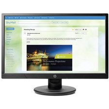 HP V214b 20.7-inch LED Monitor