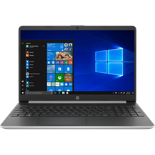 "HP 15s-FQ1001NE Notebook 10th Gen Ci3 1005G1 4GB 256GB SSD Intel UHD Graphics 15.6"" FHD Windows 10 Backlit Keyboard"