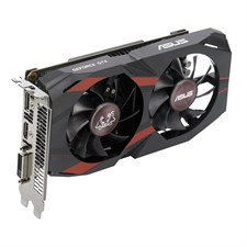 Asus GeForce GTX 1050 Ti 4GB OC Edition CERBERUS-GTX1050TI-O4G  Video Graphics Card