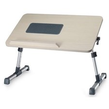 Adjustable, Foldable, Ergonomic, Laptop Cooling Table
