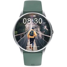 IMILAB KW66 Smart Watch With Extra Green Strap