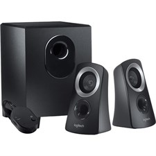 Logitech Z313 2.1 Speaker System with Subwoofer (980-000413)