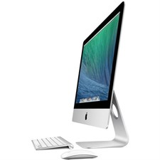 "Apple - iMac Desktop Computer - MNE02 - 21.5"" Retina 4K Display"