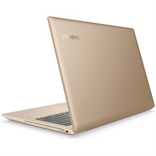"Lenovo IdeaPad 520 Laptop, 8th Ci7 16GB 2TB 4GB GC 15.6"" FHD Champagne Gold"