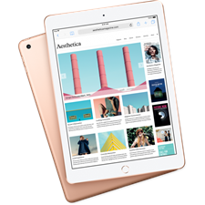 "Apple iPad 6 - 128GB (9.7"") Multi-Touch Retina Display Wi-Fi + Cellular"