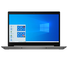 "Lenovo IdeaPad 3 15IIL05 Laptop - 10th Gen Ci3, 8GB, 256GB SSD, 15.6"" FHD IPS, Platinum Grey, Windows 10"