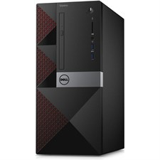 Dell Vostro 3669 Mini Tower - 7th Gen Ci5 7400 4GB 1TB (3-Year Dell Local Warranty)