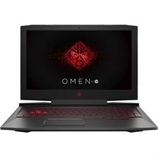 "Hp OMEN 15-CE030tx Gaming Laptop - 7th Gen Ci7 7700HQ 8GB 1TB HDD + 128GB SSD 15.6"" FHD IPS GTX 1050Ti 4GB GC Win 10 (1-Year Local Warranty)"