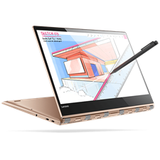 "Lenovo Yoga 920 x360 14 - 2 in 1 Convertible Laptop - 8th Gen Ci7 8GB 256GB SSD 13.9"" FHD IPS Touchscreen W10"