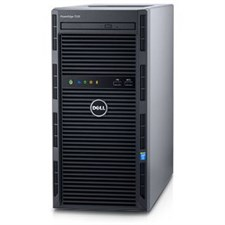Dell PowerEdge T130 Tower Server, PERC H330, 3-Year Warranty