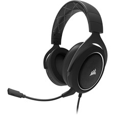 Corsair HS60 SURROUND Gaming Headset - White (AP) - CA-9011174-AP