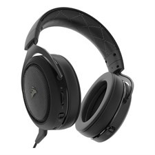 Corsair HS70 WIRELESS Gaming Headset - Carbon (AP) - CA-9011175-AP