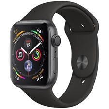 Apple Watch Series 4 MU662 GPS 40mm Space Gray Aluminum Case with Black Sport Band