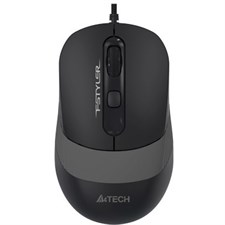 A4Tech FM10 Fstyler 1600 DPI Optical Mouse - Black