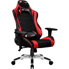 Warlord Horsemen X Gaming Chair - Black/Red