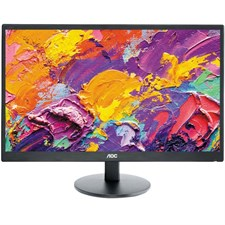 "AOC E2270SWHN/89 21.5"" LED FHD Monitor with HDMI Input"